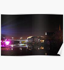 Durham City Lumiere Poster