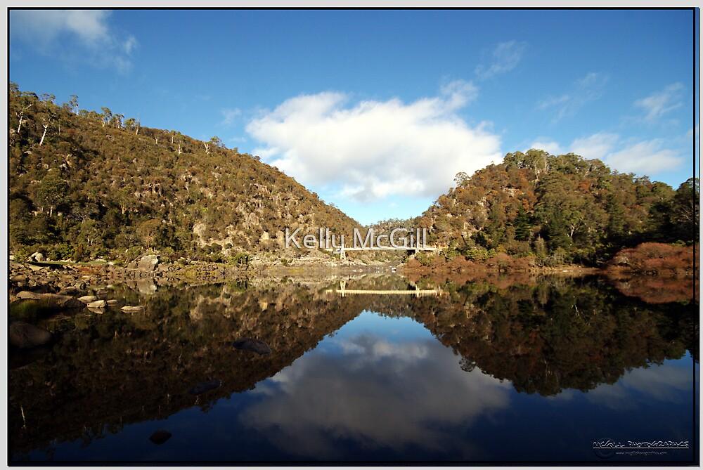 Cataract Gorge - Launceston by Kelly McGill