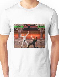 DAYMAN VS NIGHTMAN Unisex T-Shirt