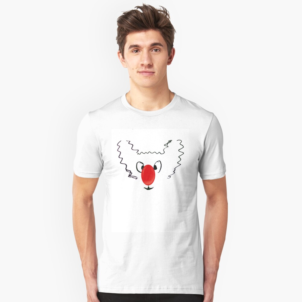 What's with this bubble thing? Unisex T-Shirt Front