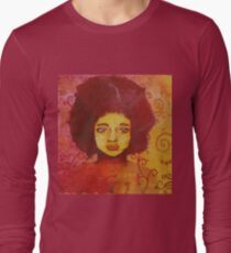 Stained-glass woman T-Shirt