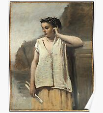 Camille Corot - History Poster