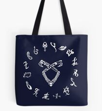 shadowhunters Tote Bag
