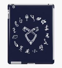 Vinilo o funda para iPad cazadores de Sombras