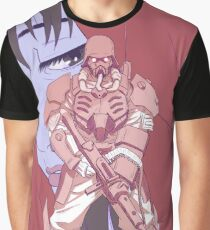 Jin-Roh Fanart Graphic T-Shirt