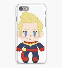 Carol Danvers iPhone Case/Skin
