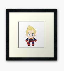 Carol Danvers Framed Print