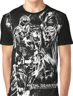 ArtOfPT - Metal Gear Solid V Graphic T-Shirt