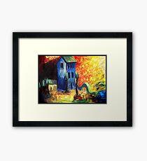Expressionism Framed Print