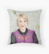 Señora Hudson Throw Pillow