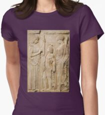 Persephone and Demeter - goddess of agricultural abundance Womens Fitted T-Shirt