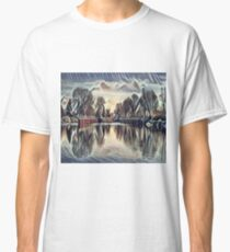 Clouds on the Lake Classic T-Shirt