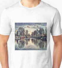 Clouds on the Lake T-Shirt
