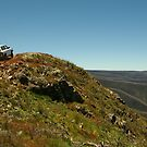 Perched,Blue Rag Range,Victorian High Country by Joe Mortelliti