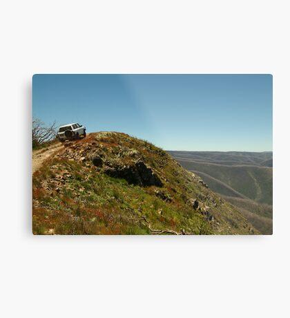Perched,Blue Rag Range,Victorian High Country Metal Print
