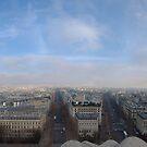 Pariscape by Devan Foster
