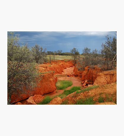 Natures Colours,OutbackAustralia Photographic Print