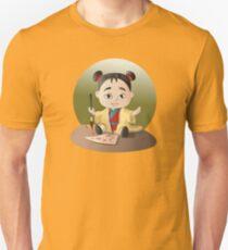 Chinese Girl Unisex T-Shirt