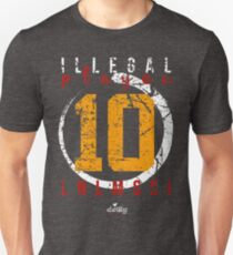 Illegal player, LIONEL MESSI 10 T-Shirt