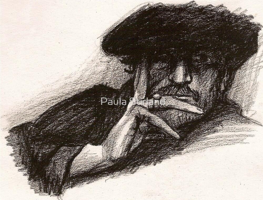 Mysterious Man by Paula Stirland