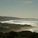 Harsh Light Anglesea,Great Ocean Road by Joe Mortelliti