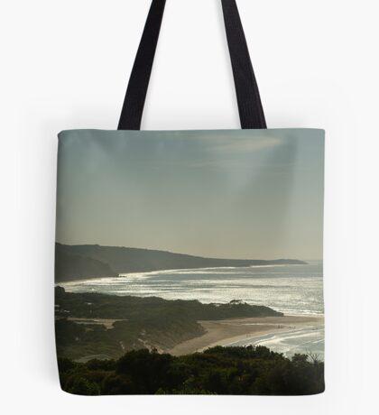 Harsh Light Anglesea,Great Ocean Road Tote Bag