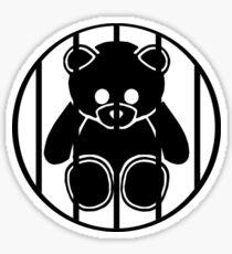 6LACK Bear Sticker