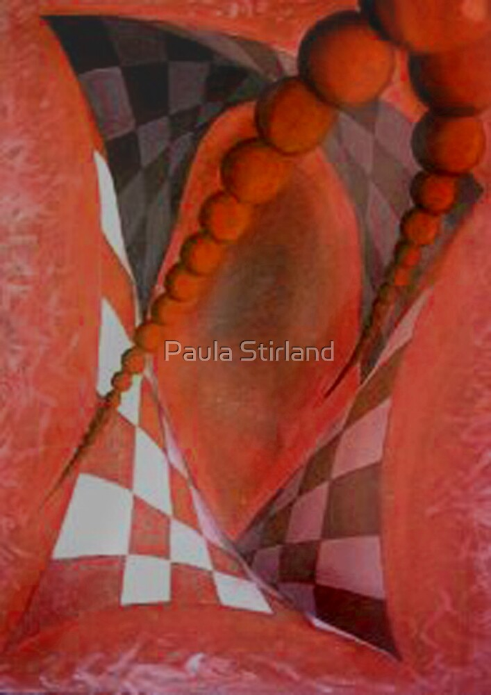 Hate warp by Paula Stirland