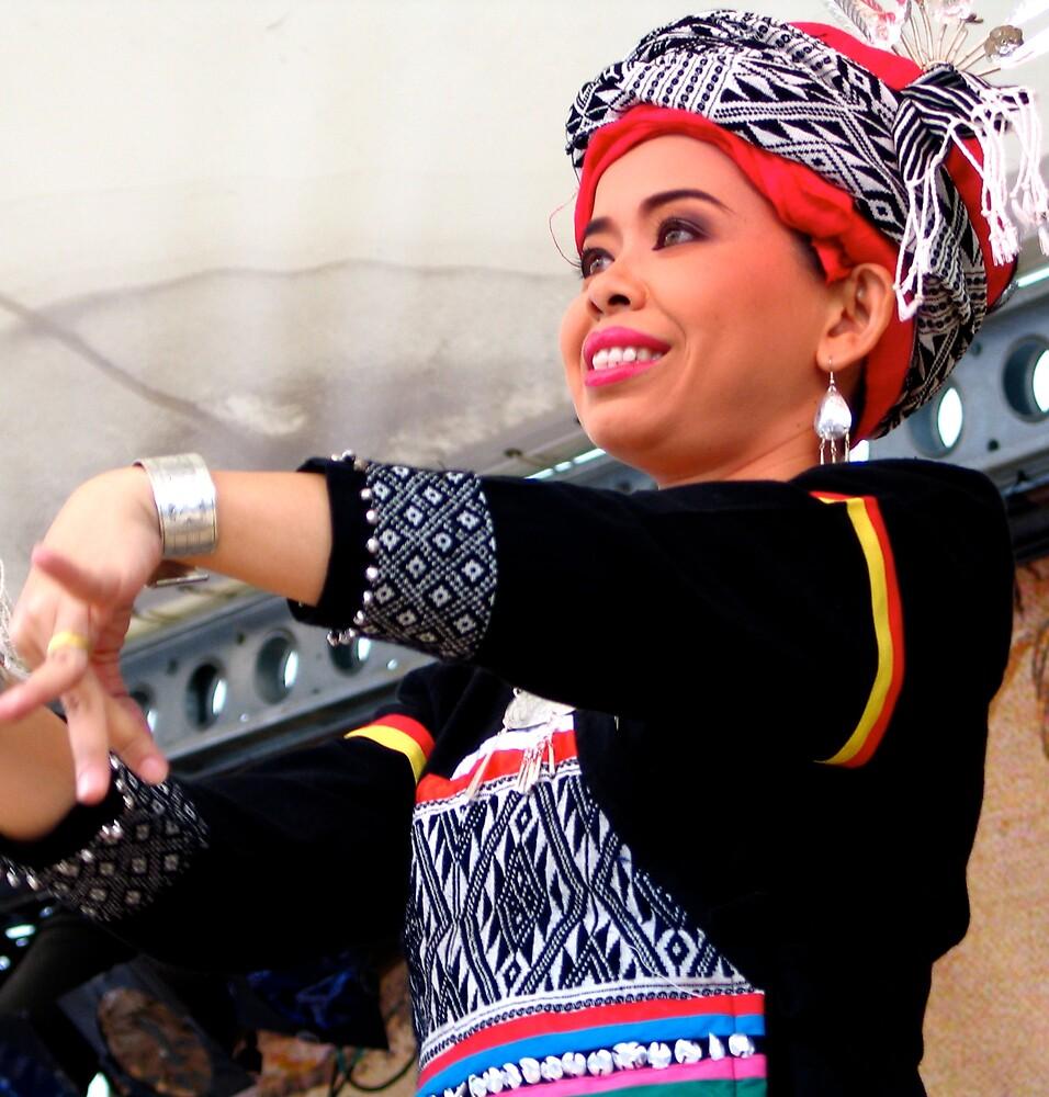 dancer by kenan