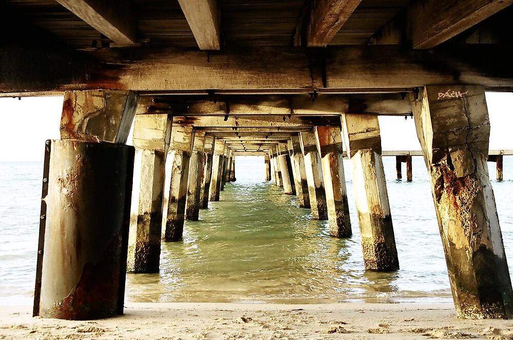 under the bridge by dodgsun