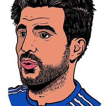 Cesc Fabregas - Chelsea FC by Matty723