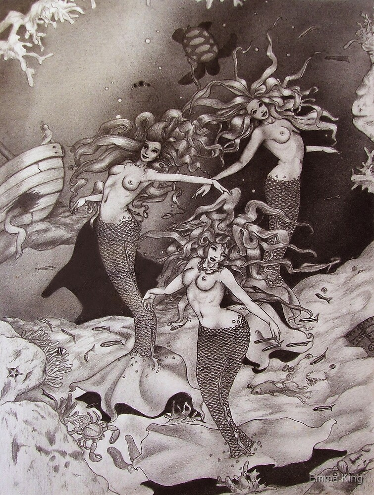 Sirens by Emma King