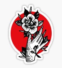 Rose - Tattoo-Design Sticker