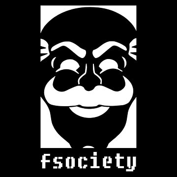fsociety de joeredbubble