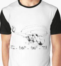 HELI - HOP - HOP - TER(C2017) Graphic T-Shirt