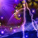 Lunar Storm  by Brian Exton