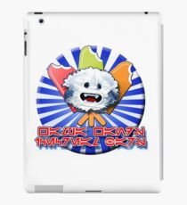 Wampa Wands Ice Cream Bars iPad Case/Skin