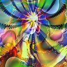 Angel of Heavenly Wonders  by Brian Exton