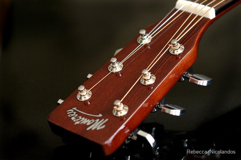 Guitar 2 by Rebecca  Nicolandos