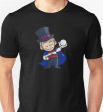 Cute magician boy Unisex T-Shirt