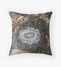 Tree Root 2 Throw Pillow