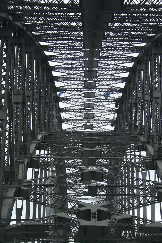 Sydney Harbourbridge, bridge by Kylie Paterson