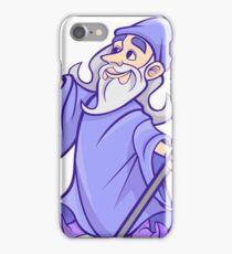 Smart wizard iPhone Case/Skin