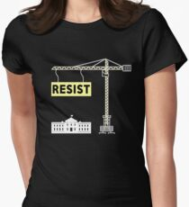 Anti Oil Pipeline Resist Trump at White House T-Shirt