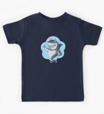 Cute shark Kids Clothes