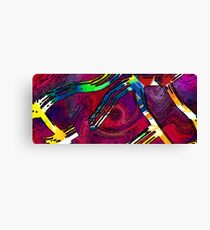 Painting- Pink Canvas Print