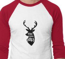 Bros Before Does Men's Baseball ¾ T-Shirt