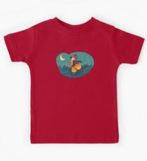 Funny witch Kids Clothes