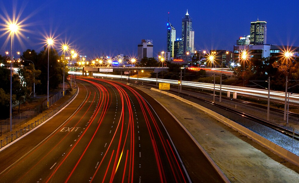 Freeway by Elana Halvorson