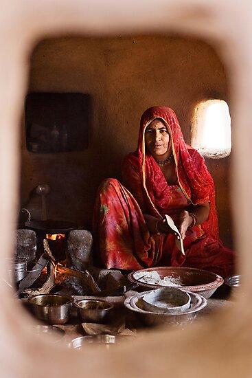 Desert kitchen by Anthony Begovic